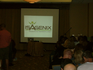 Isagenix Celebration Blitz Tampa Bay