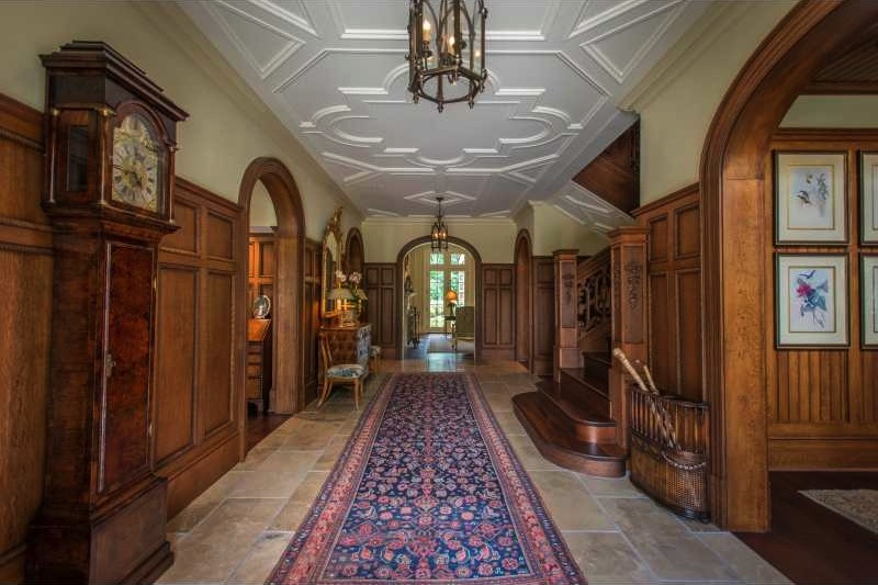 Victorian Gothic Interior Style August 2013