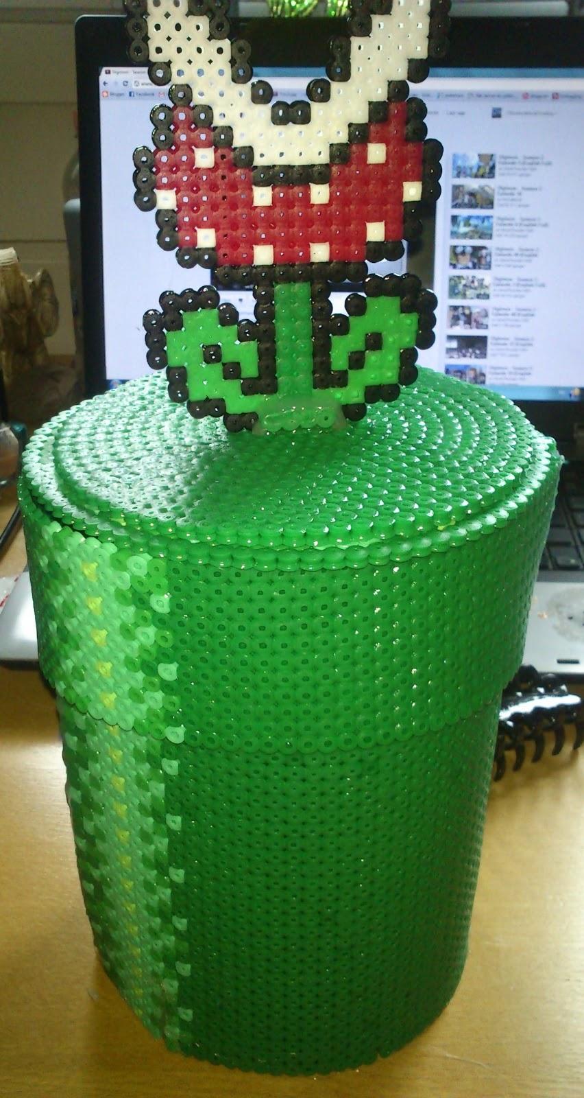 mario beads mario bros mario quilt minecraft beads