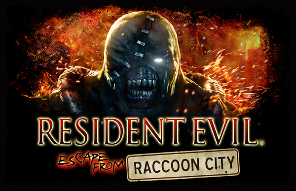 Resident Evil Raccoon City at Halloween Horror Nights 23