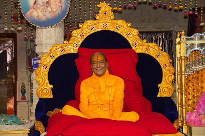 Latest beautiful pictures of Shree Maharajji at Bhakti Dham, Mangarh in 2013