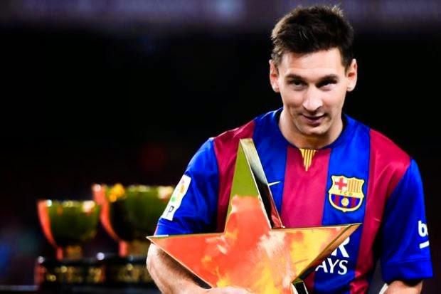Pasangan Dapat Kebenaran Namakan Bayi Leonwl Messi