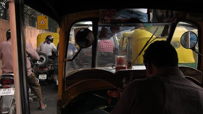 delhi-trafico-rickshaw