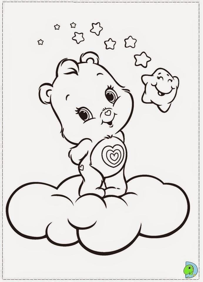 dinokids desenhos para colorir desenhos dos ursinhos carinhosos