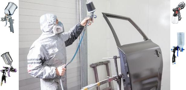 Tips For Spray Painting And Technical