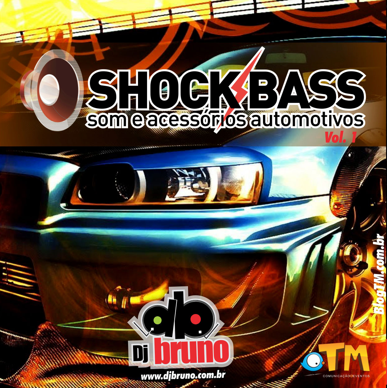 Dj Bruno Granado - Shock Bass Vol.01
