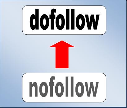 Pilih mana blog dofollow atau nofollow