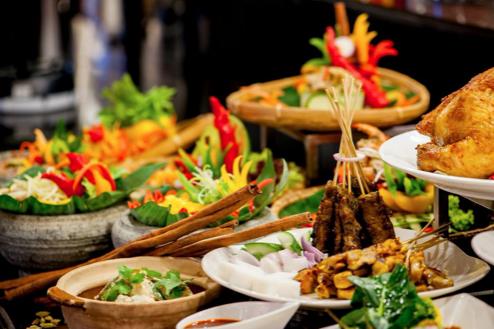 ramadan buffets, hari raya