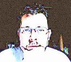 Um homem por trás dos óculos