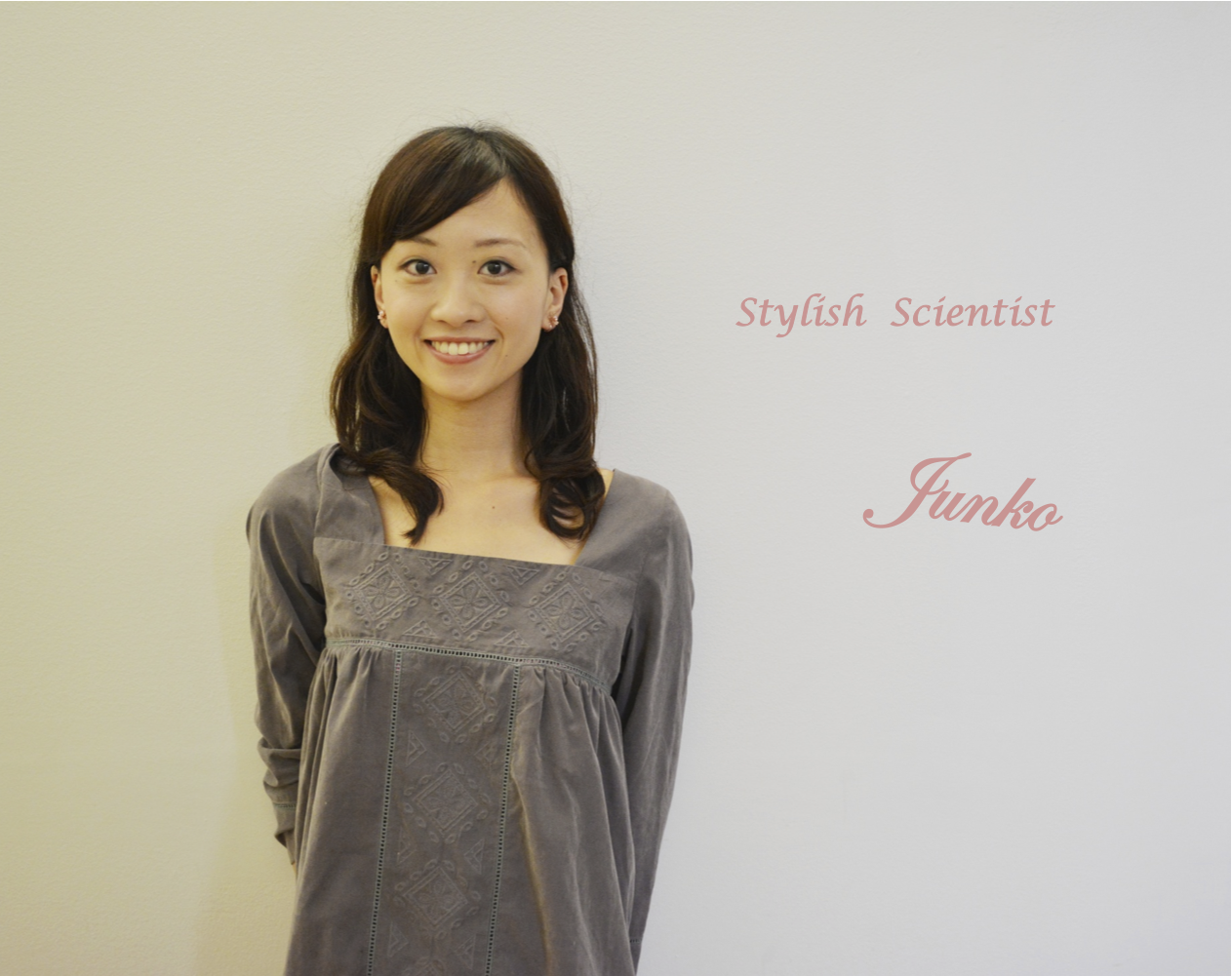 stylish scientists, junko shimadzu, science and style, fashion in academia, columbia university, japanese style, chic scientist
