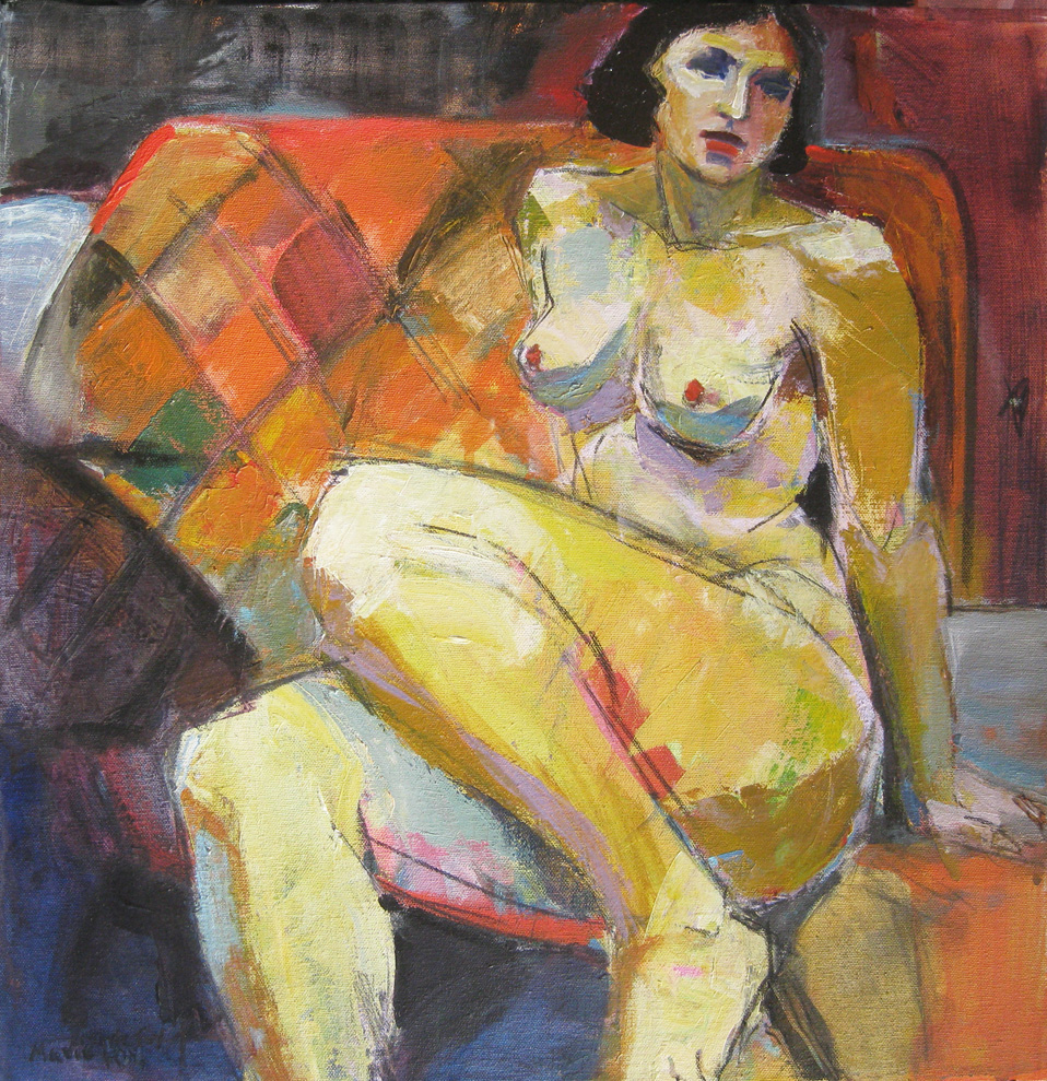 Naked Spanish Women Artists