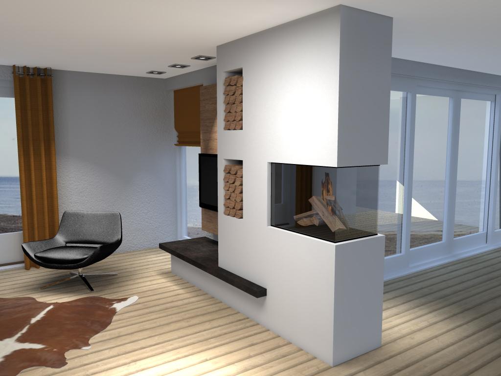 Arnoud Herberts Interieurarchitect: Vakantiehuis Texel ontwerpen ...