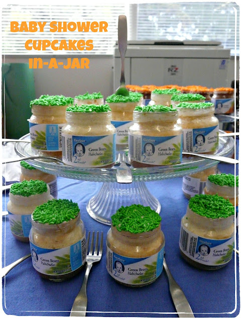 baby shower food ideas baby shower ideas using baby food jars
