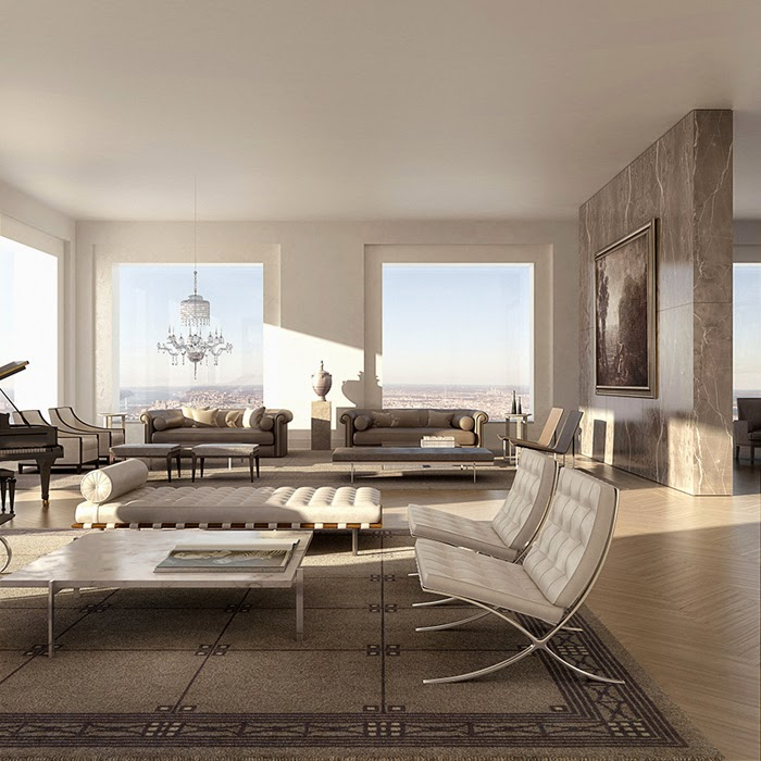 Special Costly Penthouse in New York City