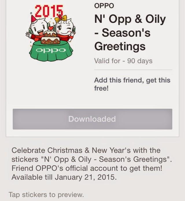 N' Opp & Oily - Season's Greetings
