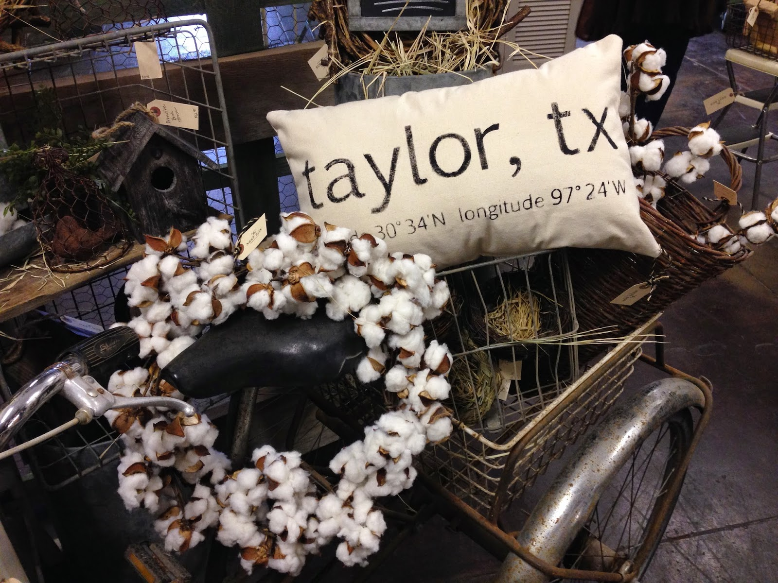 The Nest Box Taylor TX Vintage Finds