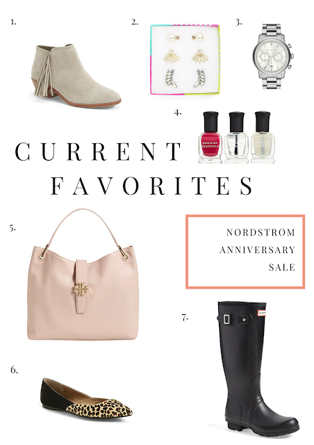 Shopping, Fashion, Style, Current Favorites