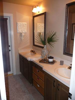 guest bathroom redesign