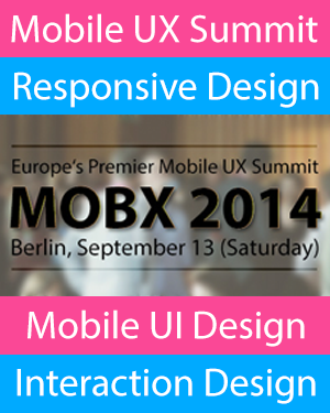Mobile UX Summit 2014