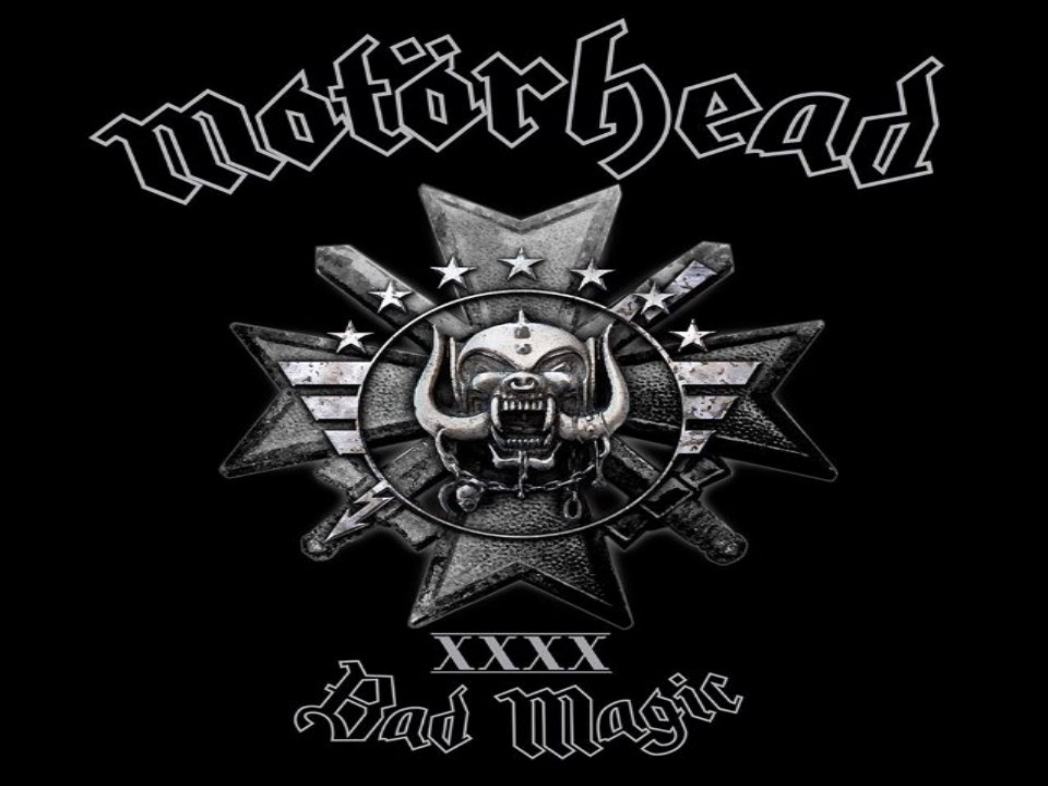Bad Magic Álbum De Motörhead