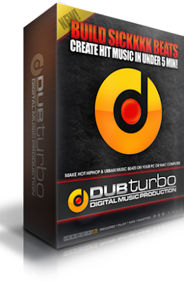 Dub turbo Beat making software and Dub turbo