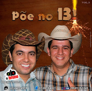 Põe No 13 Vol 3 By Dj Bruno (2012)