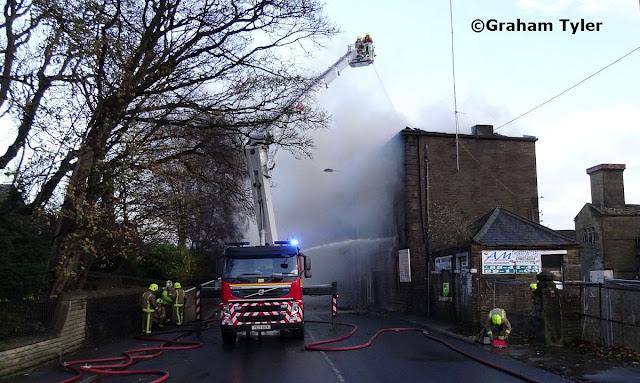 Prospect Mills Thornton Road Bradford 5