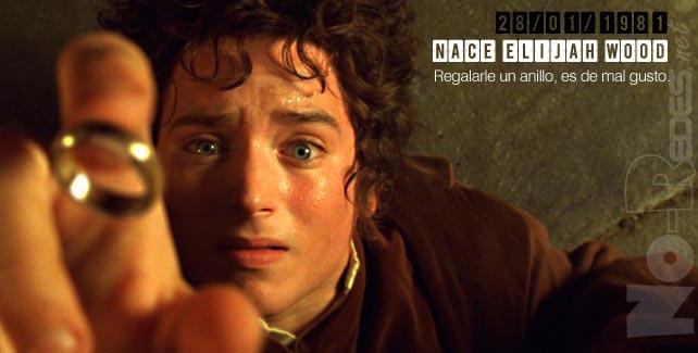 1981: Nace Elijah Wood,