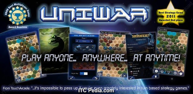 UniWar HD v1.6.5 - ANDROID