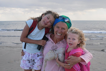 Me & my girls on holiday