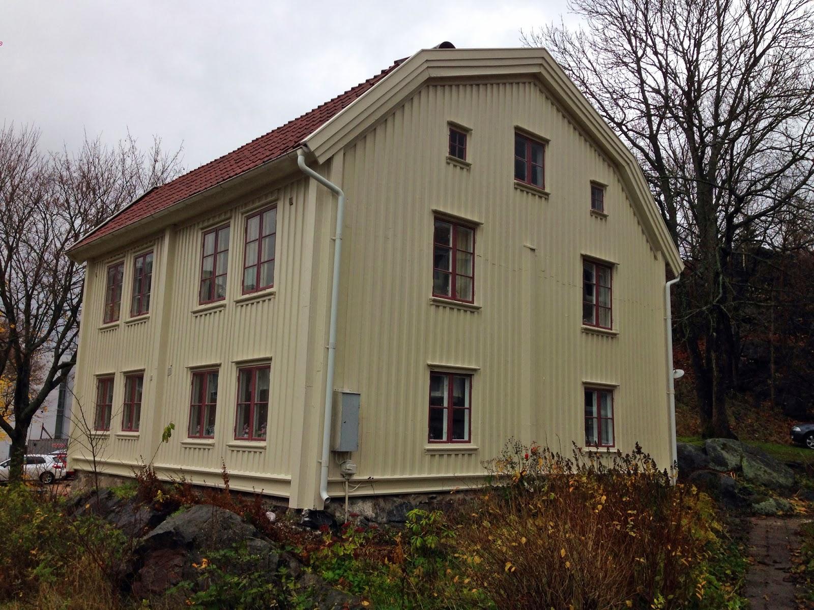 Wessmanska huset. Södra vägen 7