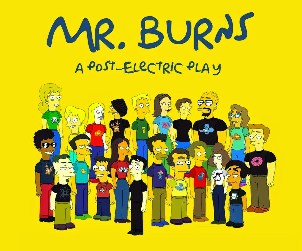 Mr. Burns, a Post-electric Play (Play) Plot & Characters ...