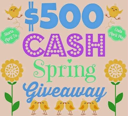 Win $500 cash from Anyonita Nibbles & friends