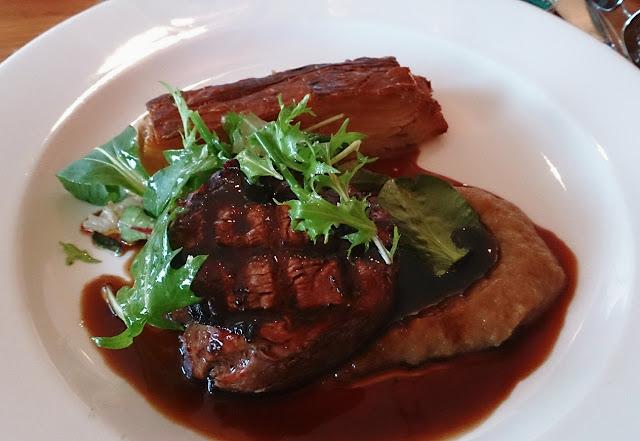 Greenpoint Brasserie, Domaine Chandon, Winery, Coldstream, Yarra Valley, steak