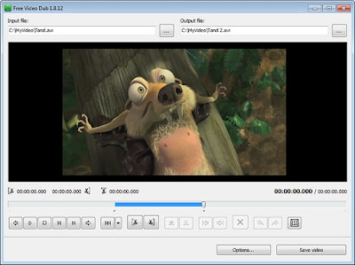 برنامج حزف مقطاع فيديو من الافلام