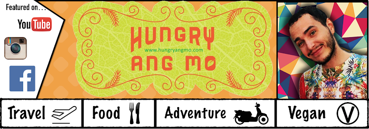 Hungry Ang Mo |  Food Blogger  |  Vegan  |  Travel