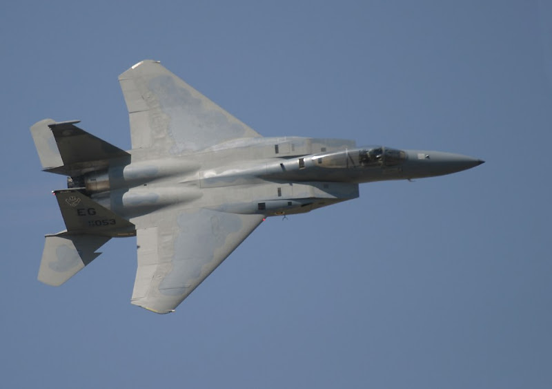 F-15 Air-Superiority Fighter Jet