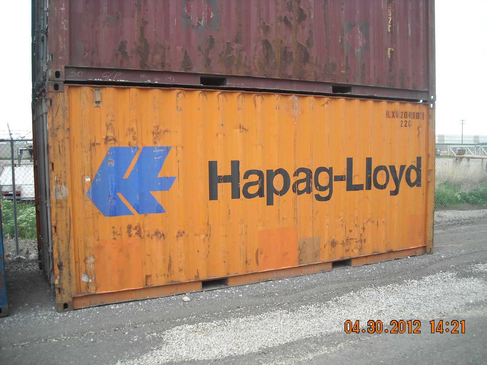 Montreal Shipping and Storage Container Auctions