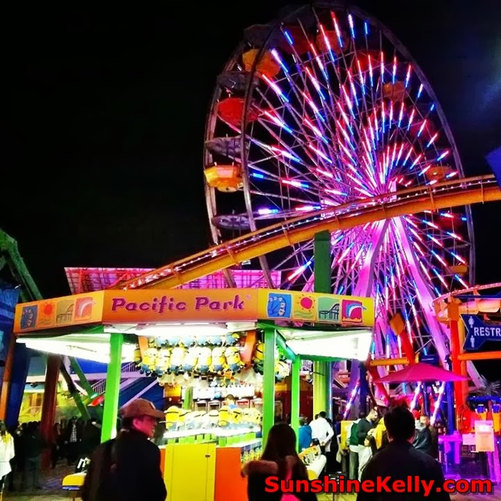 Happy Chinese New Year, Greetings From Vegas, los angeles, santa monica, carnival, pacific park, carousel