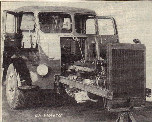 I M Liking Trucks 1935 Gilmore Streamliner Coe Tank Truck
