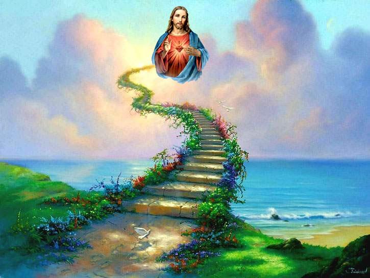 hacia dios: