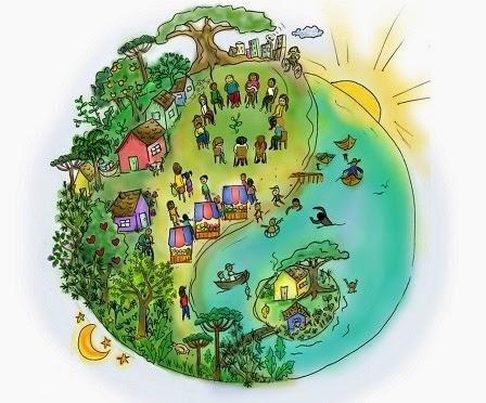 Ramos da ecologia