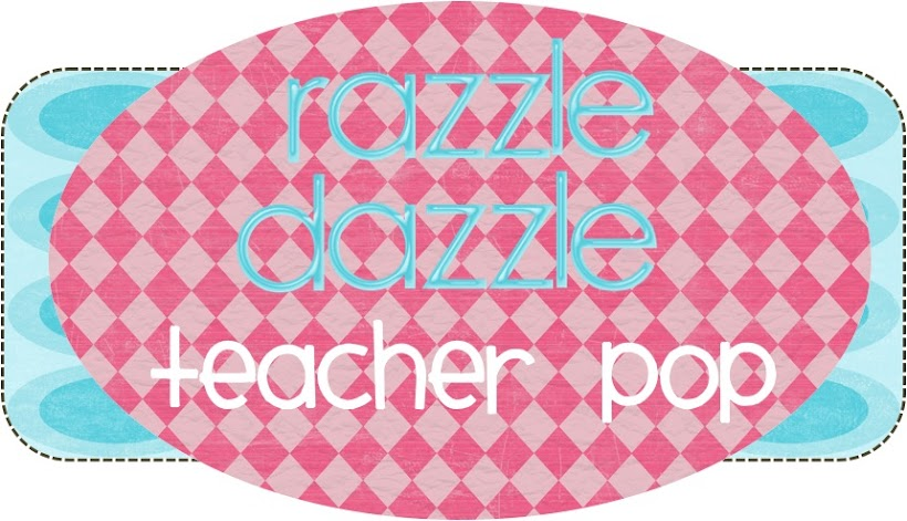 Razzle Dazzle Teacher Pop