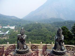 Hong Kong - Exploring Lantau Island