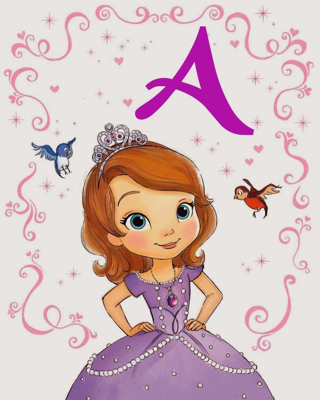 desenho princesa sofia completo