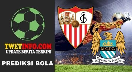 Prediksi Sevilla vs Manchester City