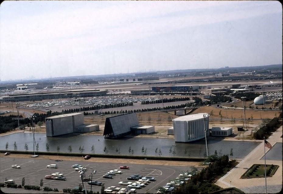 1966-TRI-FAITH-PLAZA AÉROPORT KENNEDY NY