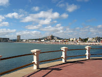 board-walk piriapolis