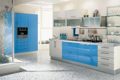 Modern Kitchen Decorating Ideas