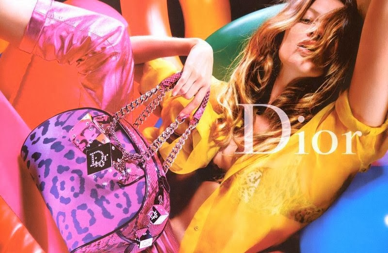 Magazine Photoshoot : Gisele Bundchen Photoshoot For Nick Knight Dior Magazine Fall 2014 Issue